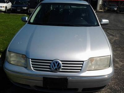 Photo 2004 Volkswagen Jetta GLI - Silver w Leather Interior