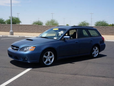 Photo 2005 Subaru Legacy Wagon AWD TURBO LIMITED