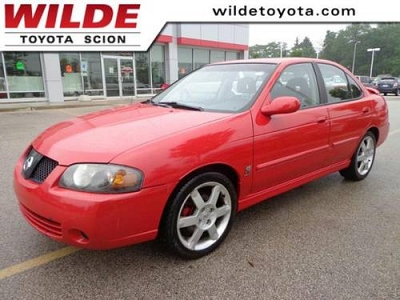 Photo 2004 Nissan Sentra 4dr Car 4dr Sdn SE-R Spec V Manual LEV
