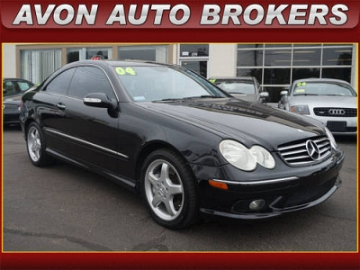 Photo 2004 Mercedes-Benz CLK-Class 2 Dr Coupe CLK500
