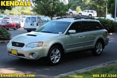 Photo 2006 Subaru Legacy Wagon Wagon Outback 2.5 XT Ltd