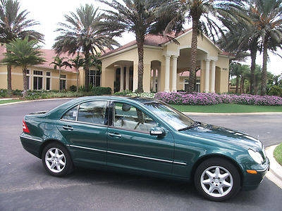 Photo 2001 Mercedes Benz c320
