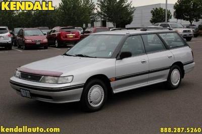 Photo 1993 Subaru Legacy Sedan