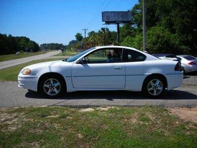 Photo 2003 Pontiac Grand Am Coupe GT Coupe 2D