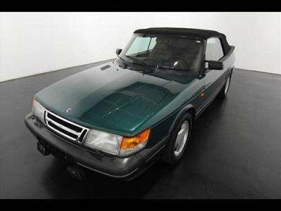 Photo 1994 Saab 900 Convertible Turbo