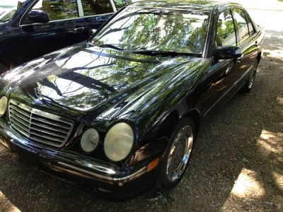 Photo 2002 Mercedes E320 Black 139500 Mi