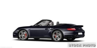 Photo 2011 Porsche 911 Convertible Turbo