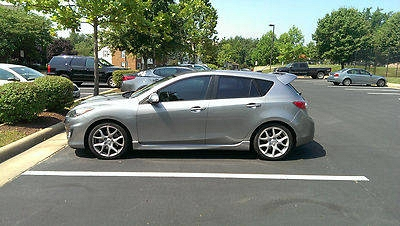 Photo 2010 Mazda 3 Mazdaspeed Hatchback 4-Door 2.3L