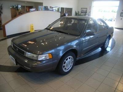 Photo 1993 Nissan Maxima 4dr Sedan GXE GXE
