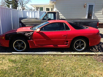 Photo 1996 Mitsubishi 3000GT Base Coupe 2-Door 3.0L