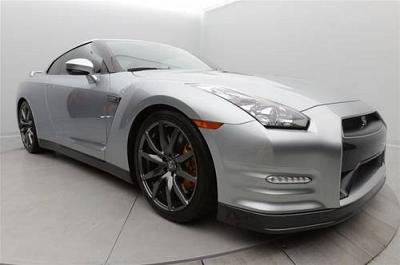 Photo 2012 Nissan GT-R Coupe Premium