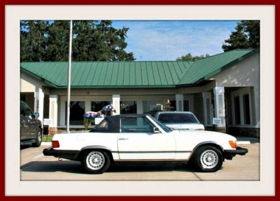 Photo 1983 Mercedes-Benz 380 Series - 380SL