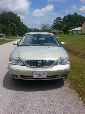 Photo 2004 Mercury Sable - Light green - Auto - 54K mi.