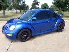 Photo 2000 VW New Beetle - custom look and excellent shape The Studbug