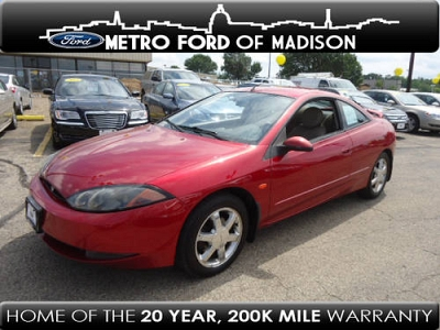 Photo 1999 Mercury Cougar Hatchback V6