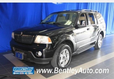 Photo 2005 LINCOLN Aviator 4 Dr. Wagon 4dr 2WD