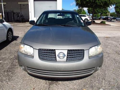 Photo 2004 NISSAN SENTRA  4dr Sdn 1.8 Auto