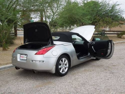 Photo 2005 Nissan 350Z Touring Roadster