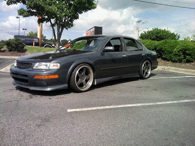 Photo 1995 Nissan Maxima W2006 VQ35DE