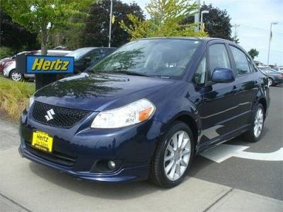 Photo 2009 Suzuki SX4