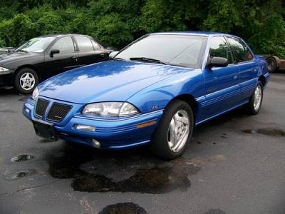 Photo 1994 94 Pontiac Grand Am SE Blue, Clean only 92 K miles 2500