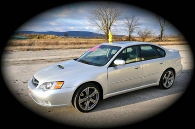 Photo 2005 Subaru LEGACY GT T-20 TURBO