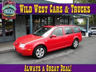 Photo 2003 Volkswagen Jetta 4 Dr Wagon