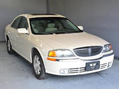 Photo 2002 Lincoln LS 4D Sedan V8