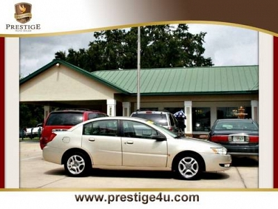 Photo 2004 Saturn Ion Sedan ION 3