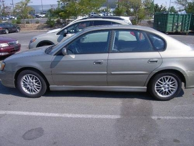 Photo 2001 Subaru Legacy 4dr All-wheel Drive Sedan GT GT