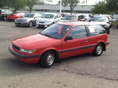 Photo 1989 PLYMOUTH COLT Coupe E