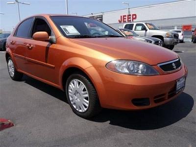 Photo 2008 Suzuki Reno 4dr Car CD Player