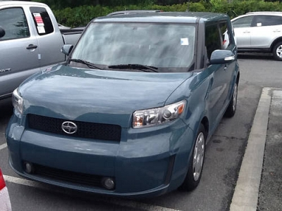 Photo 2010 Scion xB Wagon Base