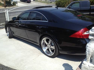 Photo Mercedes-Benz 2007 CLS 550 AMG