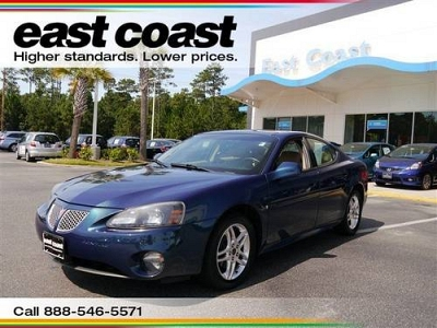 Photo 2006 Pontiac Grand Prix 4dr Car GT with sunroof and cruise