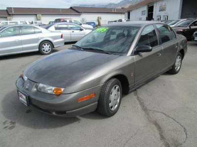 Photo 2000 Saturn S-Series Sedan SL1 Sedan 4D