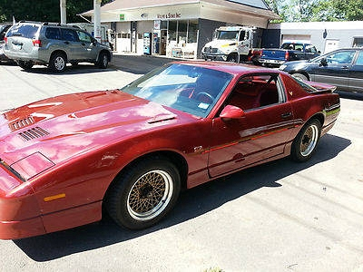 Photo 1987 Pontiac Firebird Trans Am GTA, 31,451 Original miles,