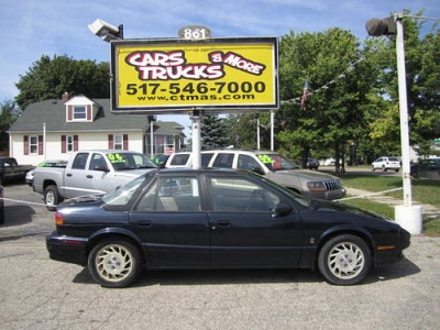 Photo 1995 Saturn SL2  ONE OWNER Leather, ABS, Traction Control, COLD AC