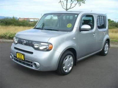 2009 Nissan Cube Station Wagon