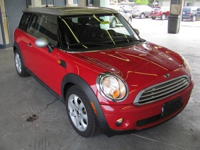 Photo 2010 Mini Cooper  Clubman