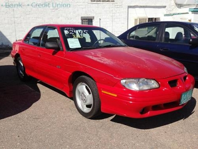 Photo 1996 Pontiac Grand Am GT Sedan - V6, auto, power and low miles