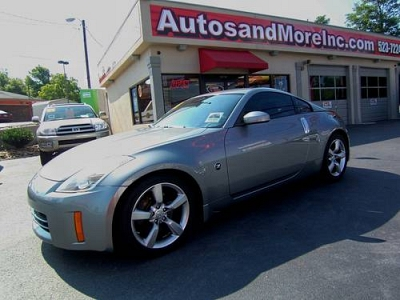Photo 2006 Nissan 350Z Sport Coupe - 6 speed Loaded