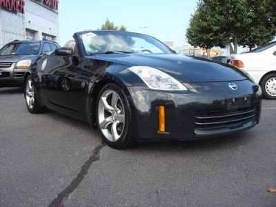Photo 2008 Nissan 350Z Convertible 2dr Roadster Auto Grand Touring