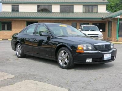 Photo 2002 Lincoln LS 4dr Car wLSE Pkg