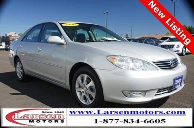 Photo 2006 Toyota Camry 4D Sedan XLE