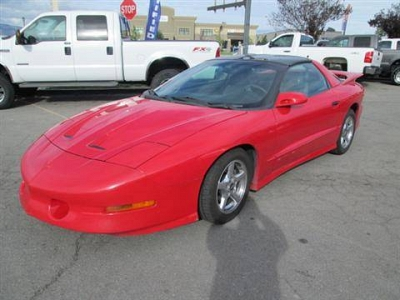 Photo 1997 Pontiac Firebird Hatchback Trans Am Coupe 2D