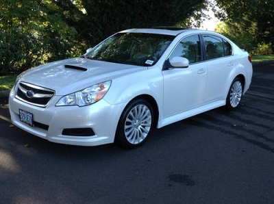 Photo 2010 Subaru Legacy Sedan GT Limited Pwr Moon