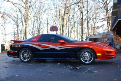 Photo 2001 trans am ws6