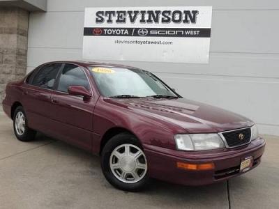 Photo 1996 Toyota Avalon 4D Sedan