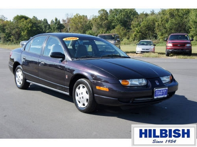Photo 2000 Saturn S-Series 4 Dr Sedan SL1